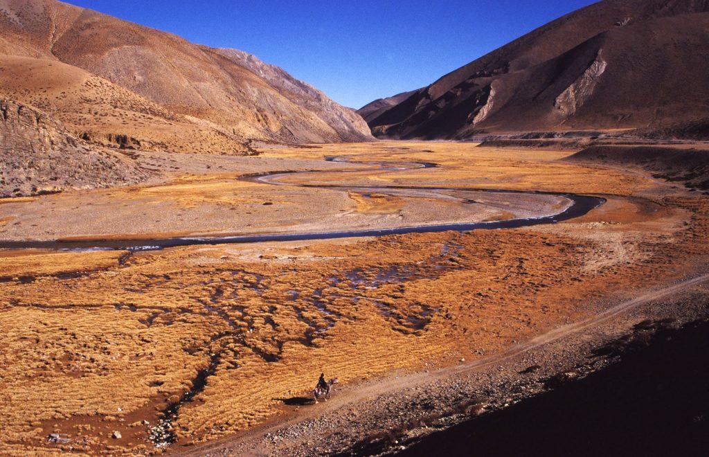 Tibet, Friendship Highway
