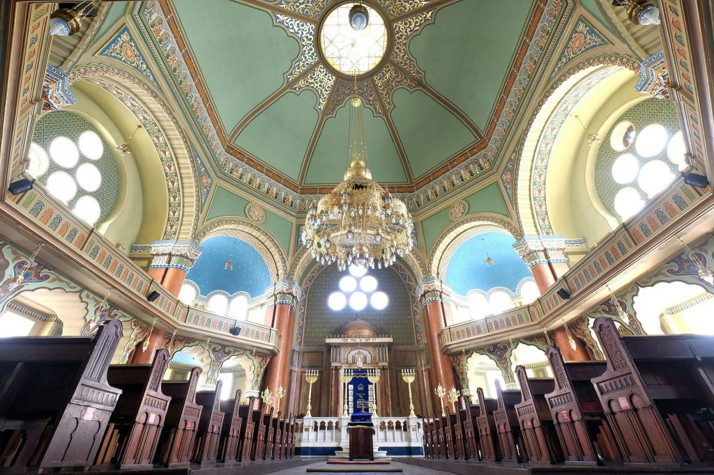 Bulgaria, The Sofia Synagogue