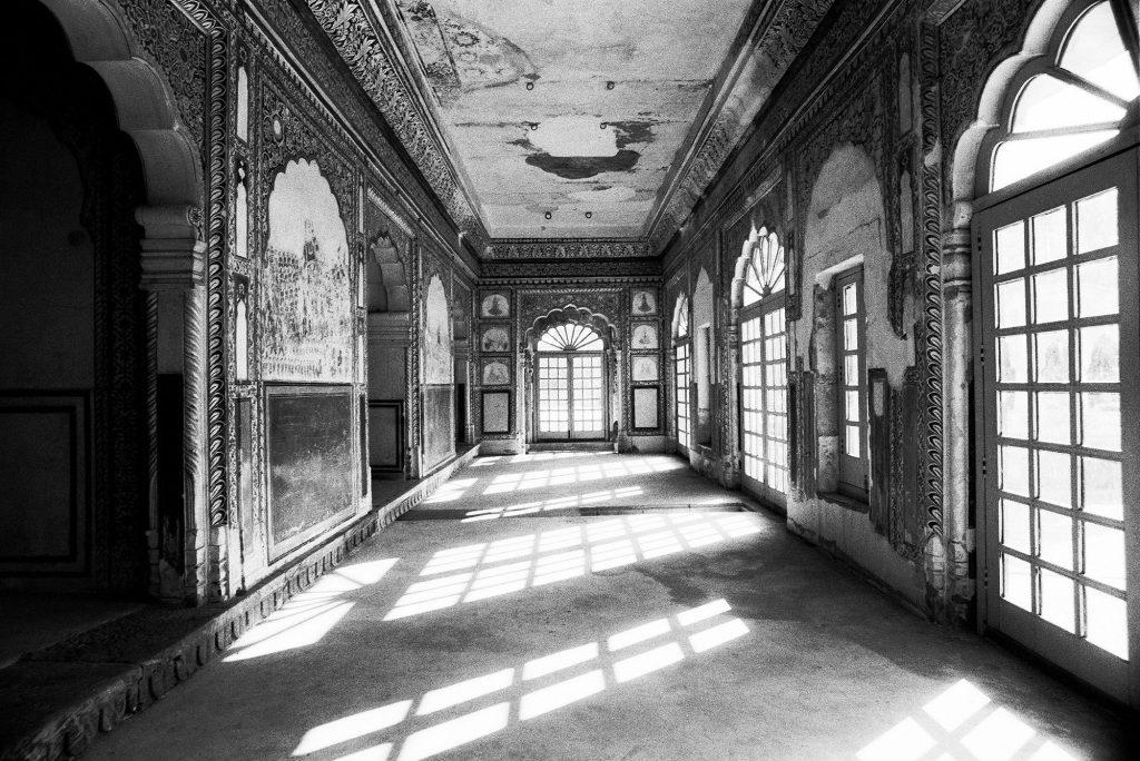 India, Ahhichatragarh Fort Nagaur. Rajasthan