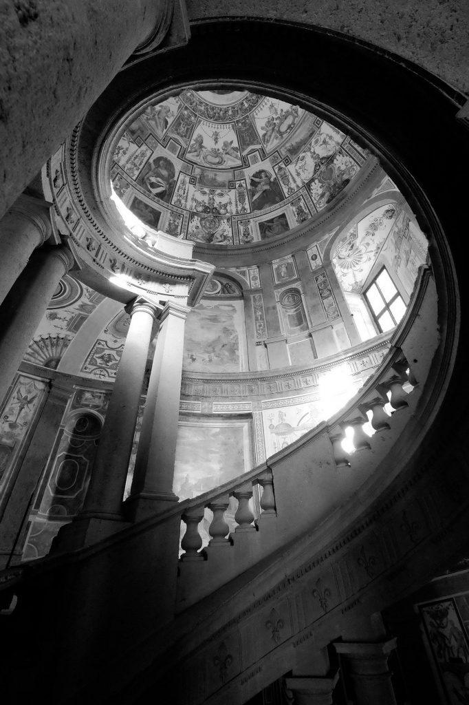 Italy, Farnese Palace, Caprarola