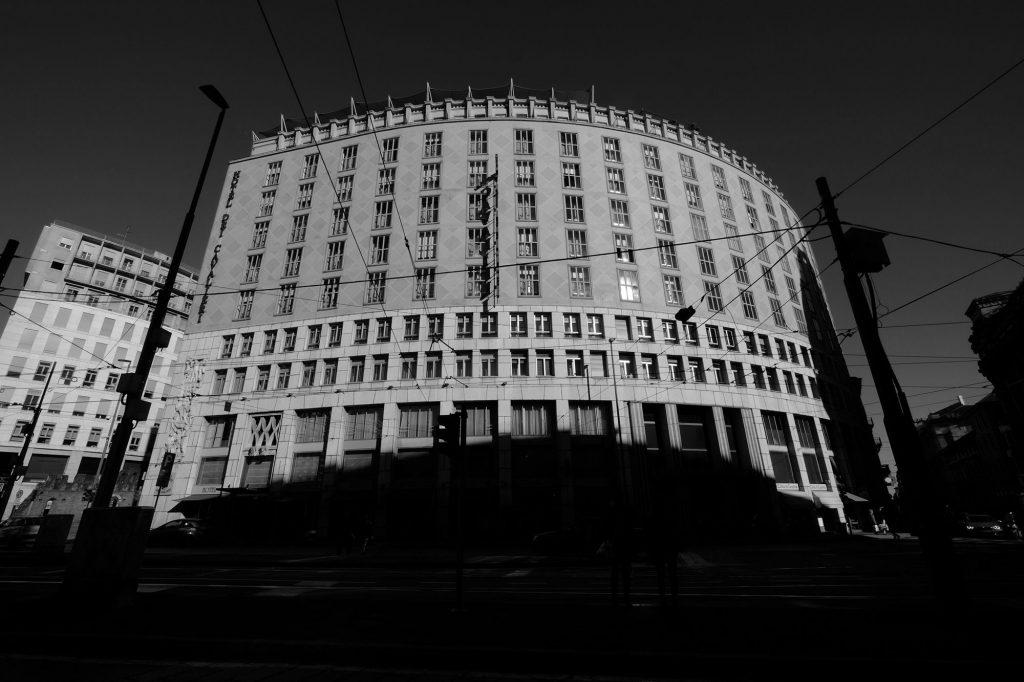 Italy, Milan, Hotel Cavalieri