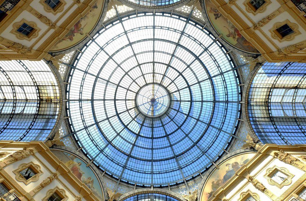 Italy, Milan, Vittorio Emanuele II