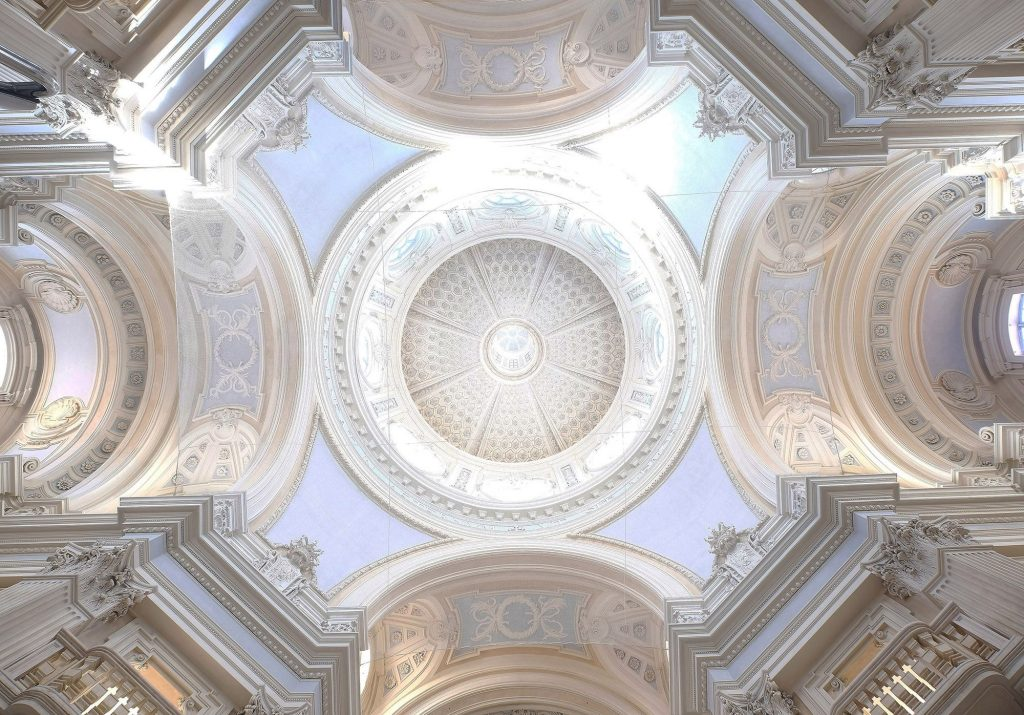 Italy, Turin, Palace Of Venaria
