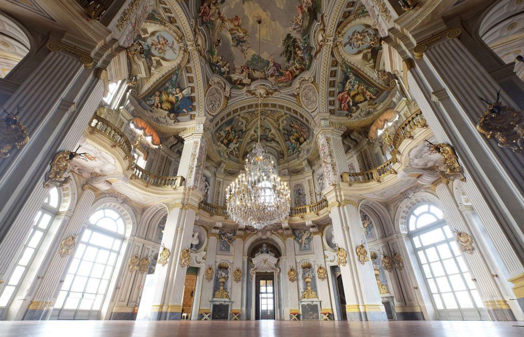 Italy, Turin, Stupinigi Royal Palace