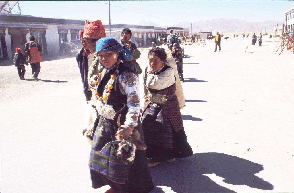 Tibet, Tingri